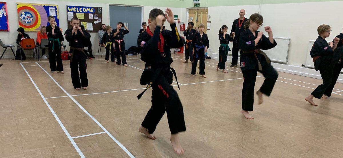 jado class in action